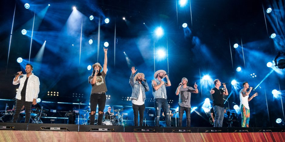 Backstreet Boys, Dwight Yoakam & More Surprise Fans at 2018 CMA Fest Night 4