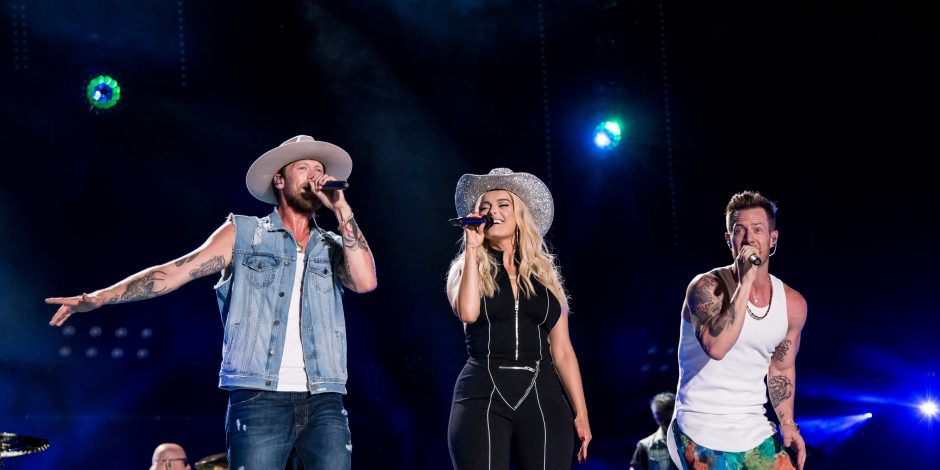Florida Georgia Line, Bebe Rexha Among Performers at 52nd Annual CMA Awards
