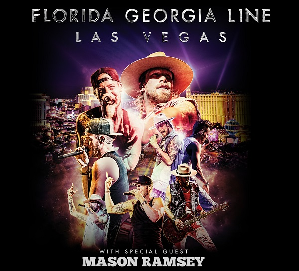 Florida Georgia Line Plots Limited-Time Vegas Residency
