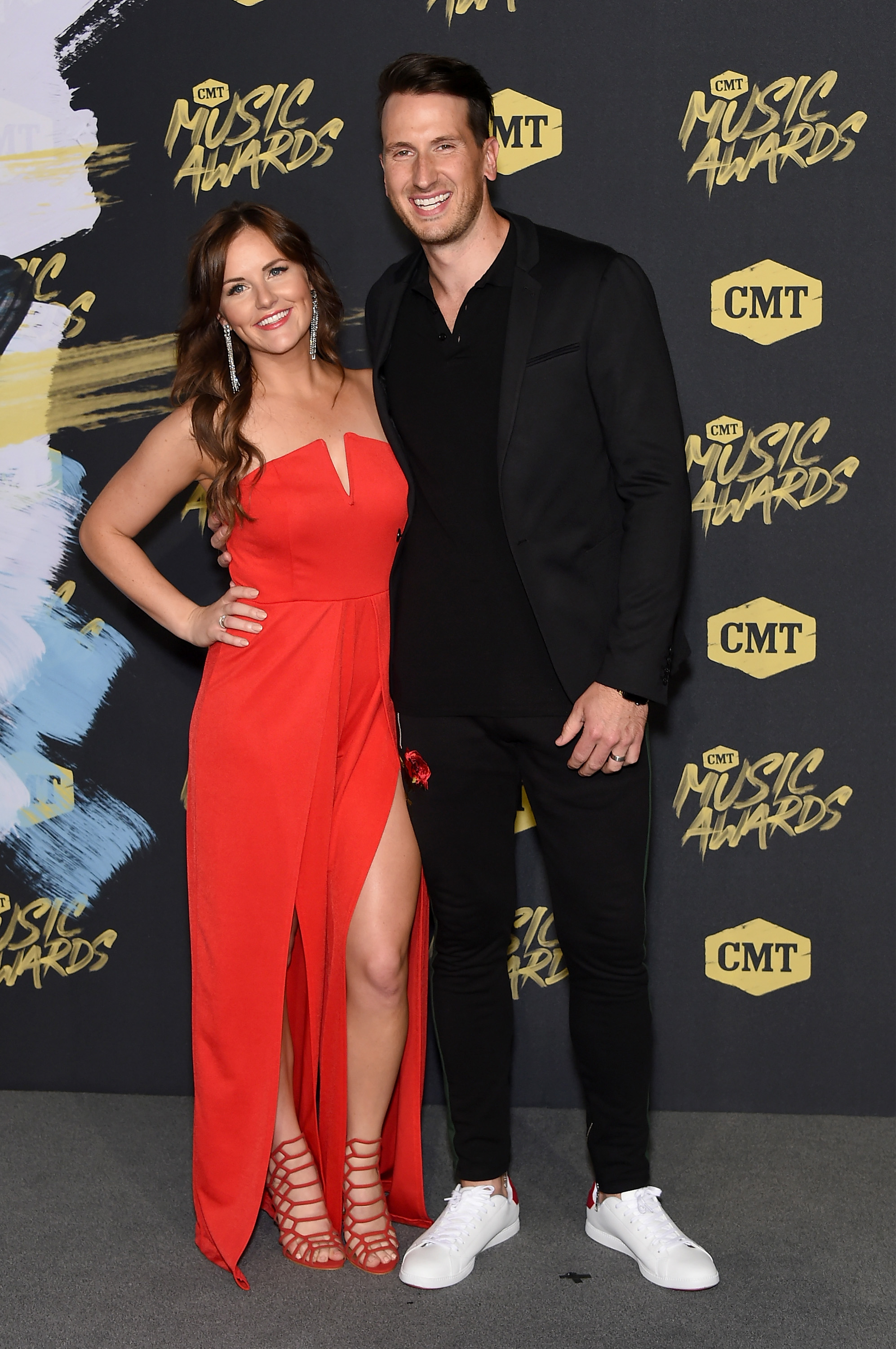 Russell Dickerson 2018 CMT Music Awards