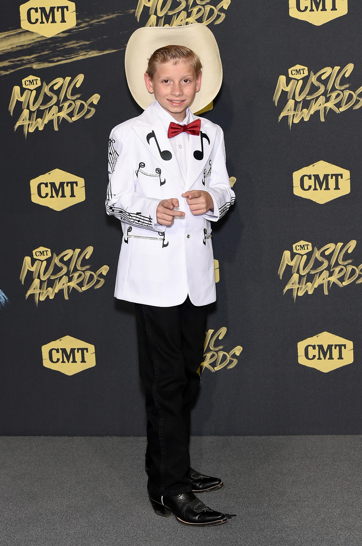 Mason Ramsey 2018 CMT Music Awards