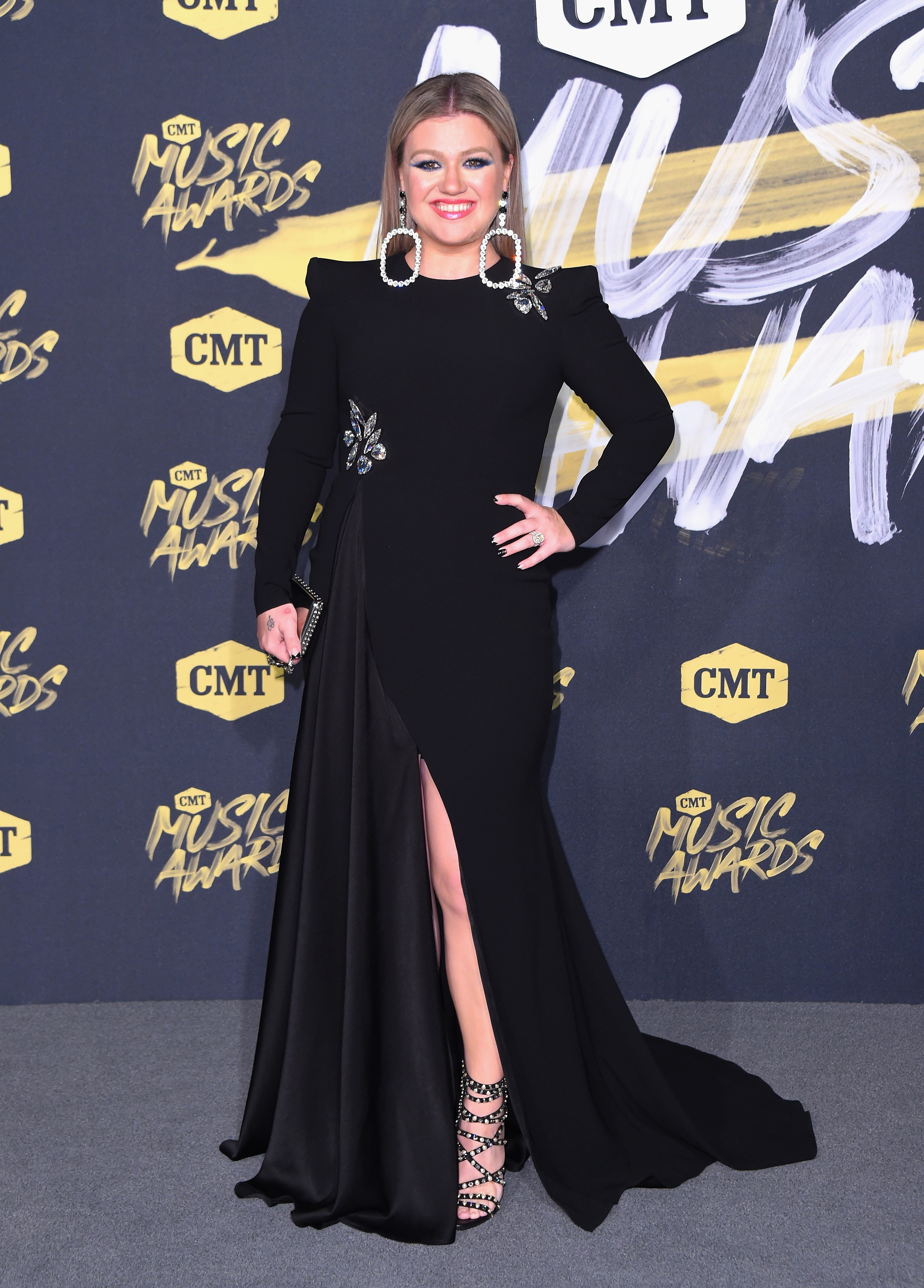 Kelly Clarkson 2018 CMT Music Awards