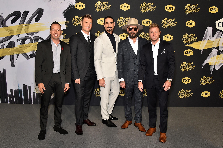 Backstreet Boys 2018 CMT Music Awards