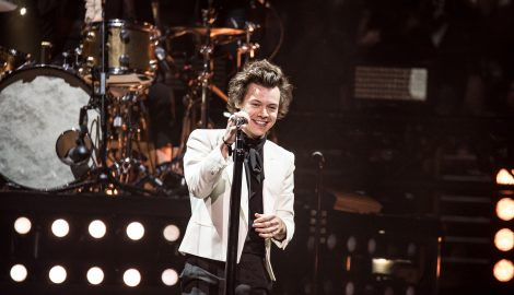 Harry Styles And Kacey Musgraves Make Picture Perfect Pairing on Tour