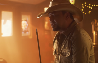 Jason Aldean 'Drowns The Whiskey' in New Video