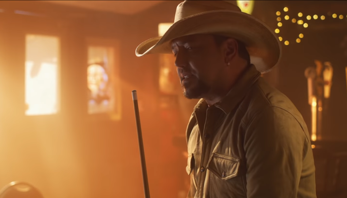 Jason Aldean 'Drowns The Whiskey' With Miranda Lambert in New Video