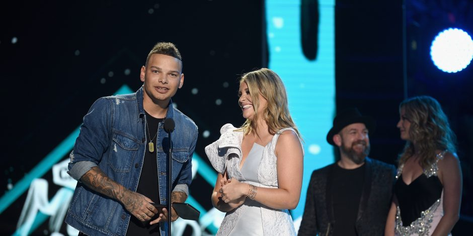 Kane Brown and Lauren Alaina Earn Trophy for CMT's Collaborative Video of the Year