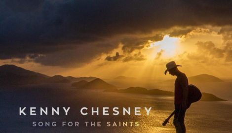 Kenny Chesney Dedicates 'Song for the Saints' to Hurricane Victims in the Islands