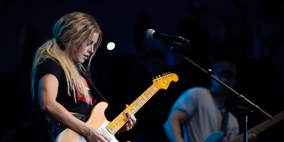 Want to Play Guitar? Lindsay Ell Has Some Advice