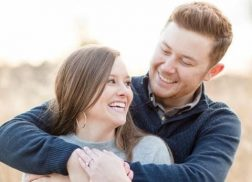 "Scotty McCreery Talks Moving in With New Wife Gabi: ""We Just Complement Each Other"""