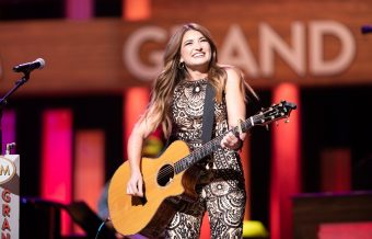 Inside Tenille Townes' Grand Ole Opry Debut