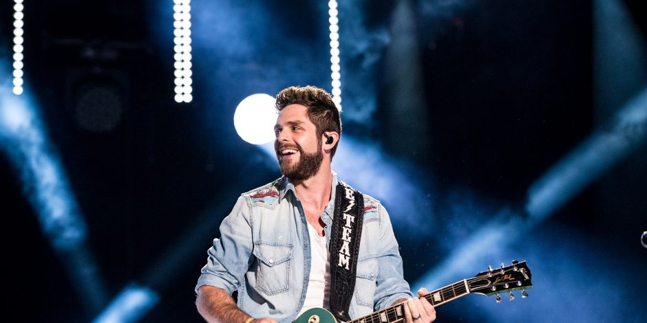 Thomas Rhett Scores 11th No.1 with 'Life Changes,' Announces Deluxe Album