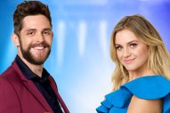 Thomas Rhett and Kelsea Ballerini Laugh It Up in <em>CMA Fest</em> Blooper Reel
