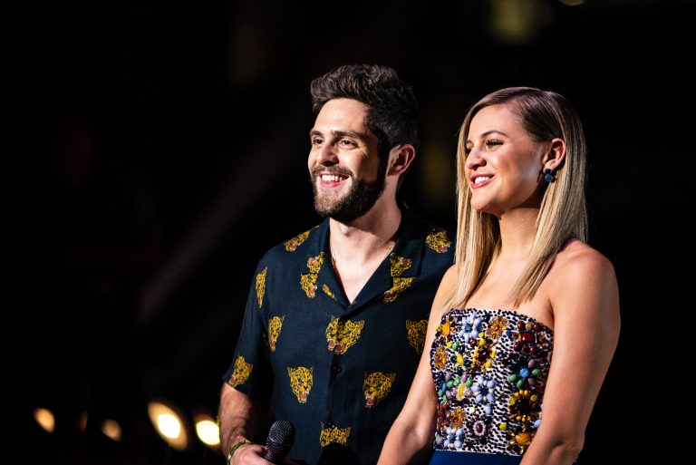Thomas Rhett, Kelsea Ballerini Excited to Return as 'CMA Fest' Hosts