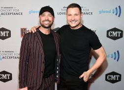 Vince Gill, Cam + More Embrace Acceptance at Ty Herndon Concert
