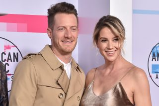 Tyler Hubbard's Wife Helped Inspire for 'Meant to Be'