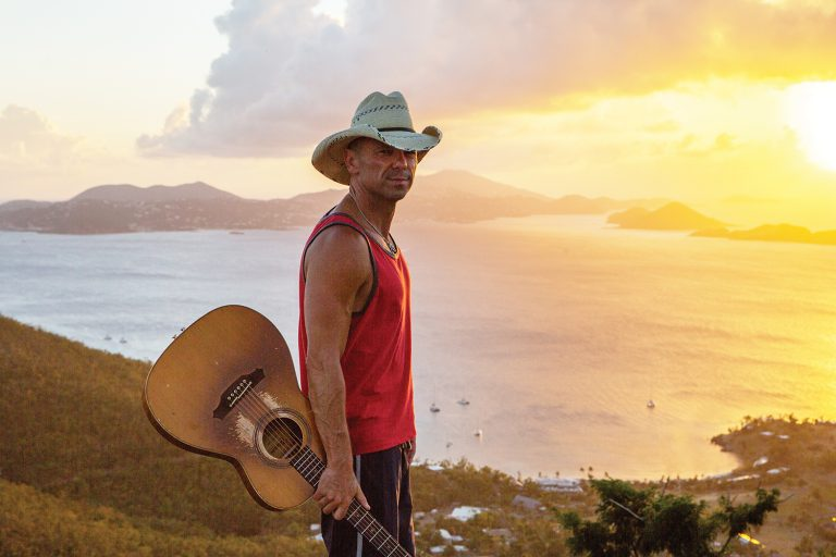 Kenny Chesney Named 'Artist Humanitarian' for Charity Efforts