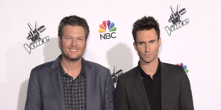 Adam Levine Enlists Blake Shelton for YouTube Series <em>Sugar</em>