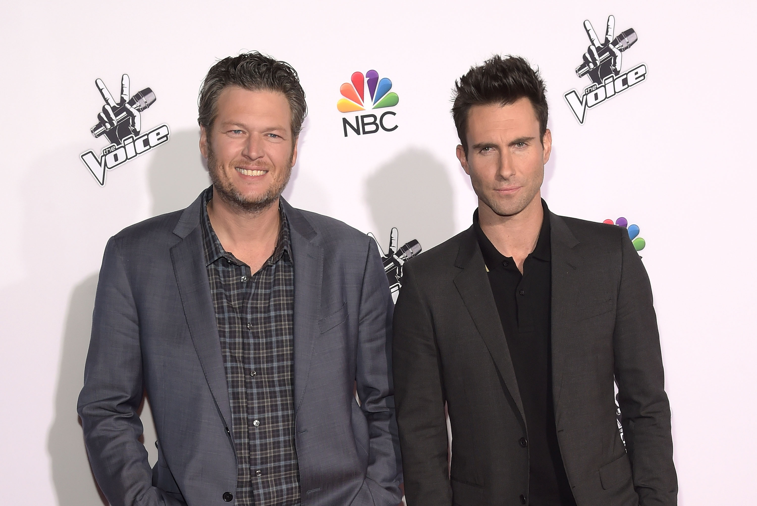 Adam Levine Enlists Blake Shelton for YouTube Series <em>Sugar</em>