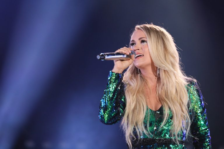 Carrie Underwood Unveils Plans For Cry Pretty UK Tour