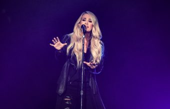Carrie Underwood Address Gender Discrimination