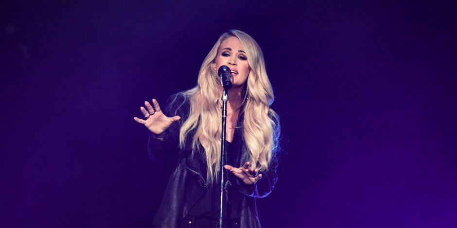 Carrie Underwood Address Gender Discrimination on <em>Women Want to Hear Women</em> Podcast