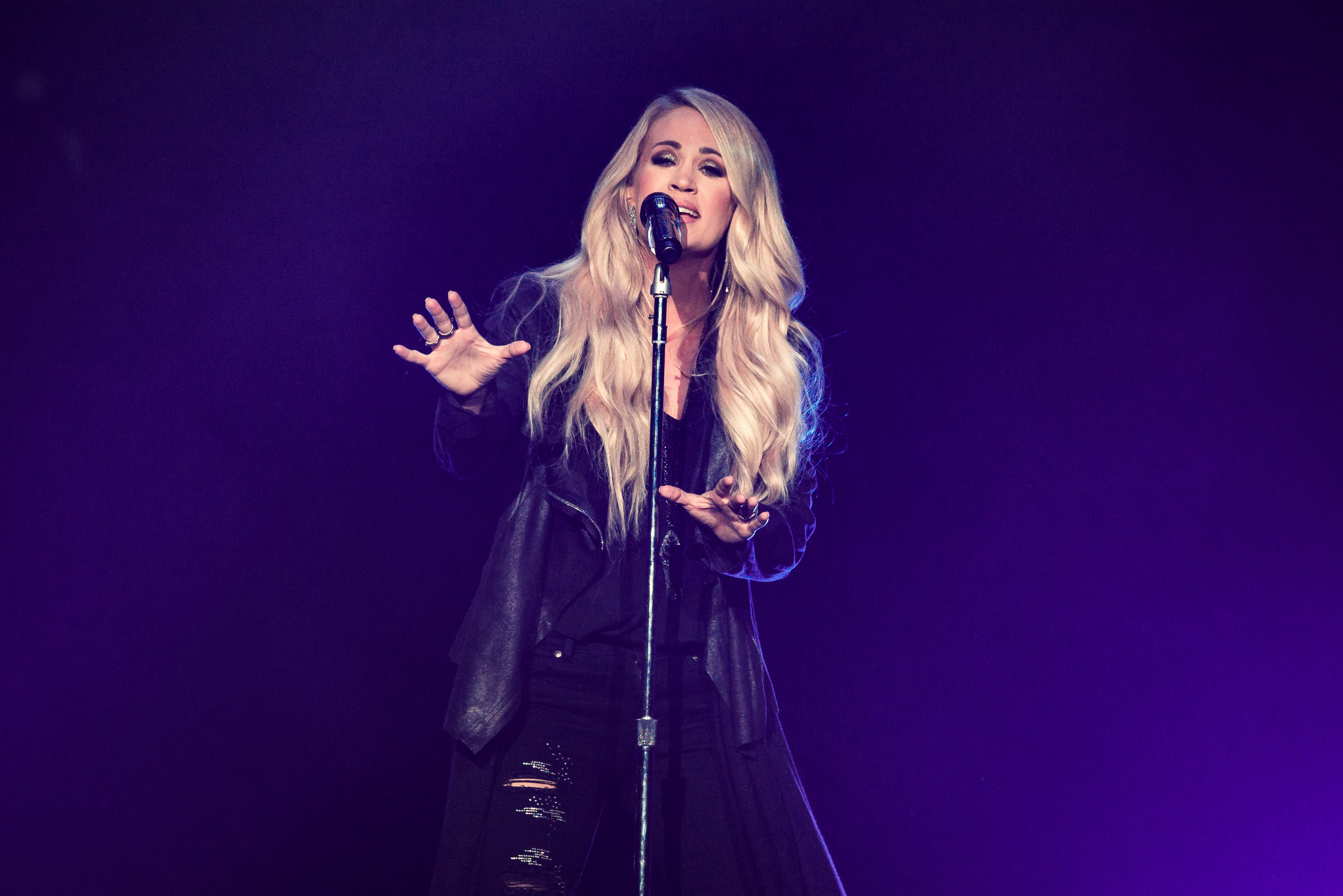 Carrie Underwood Address Gender Discrimination on <em>Women Want to Hear Women</em> Podcast