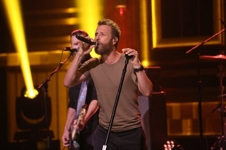 Dierks Bentley Reveals Why He'll Never Wear Cowboy Boots Again