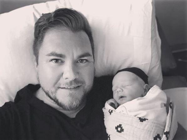 It's a Boy For Eli Young Band's Mike Eli and Wife Kacey