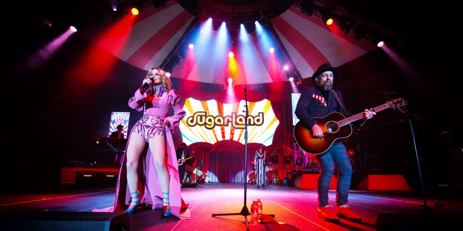 The Five Coolest Things We Saw on Sugarland's 'Still the Same Tour'