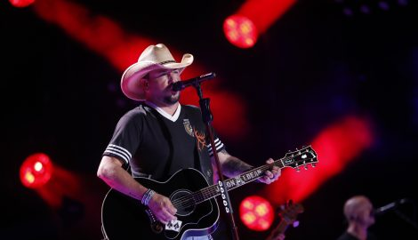 Jason Aldean to Return to Hometown for Third Concert For The Kids Event