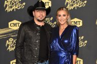 Jason Aldean and Brittany Break Ground on Dream Home