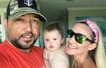 Jason Aldean & Brittany Expecting Baby No.2