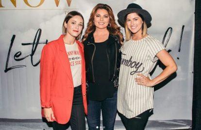 Shania Twain Invites Female Artists to Nashville Concert