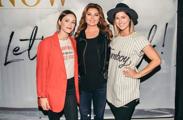 Shania Twain Invites Female Artists to Nashville Concert