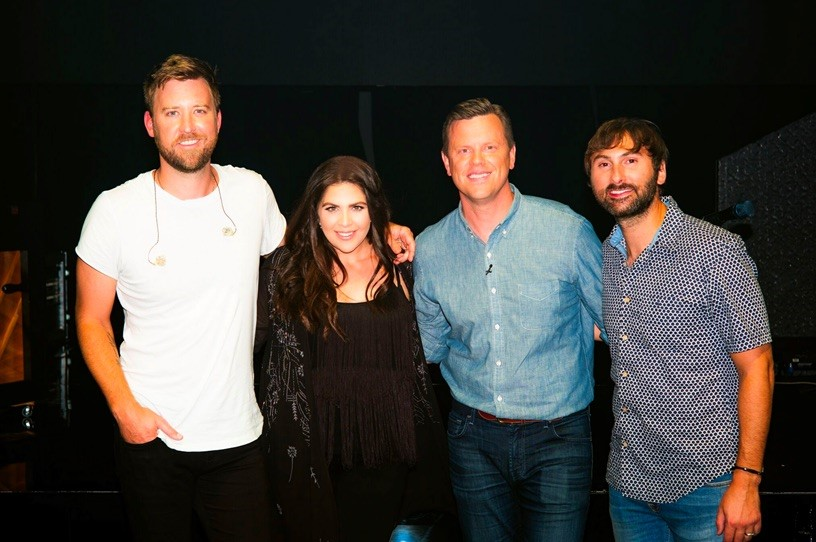 Lady Antebellum Keeps The Harmony With Group Therapy