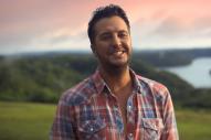 Summer Love At the Forefront of Luke Bryan's 'Sunrise Sunburn Sunset' Video