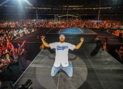 Luke Bryan Makes History with Dodger Stadium Headlining Show