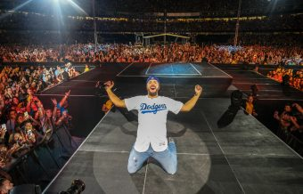 Luke Bryan Makes History at Dodger Stadium Show