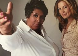 Faith Hill, Stevie Wonder Among Stars to Perform at Aretha Franklin's Funeral