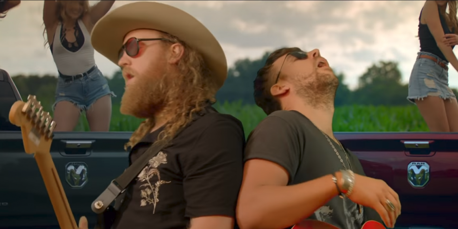 Brothers Osborne Take on Stereotypes, Space Force in Hilarious 'Shoot Me Straight' Video