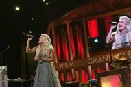 Carrie Underwood Debuts Baby Bump Before Grand Ole Opry Performance