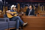 Brad Paisley Shares Hilarious Unreleased Song, 'First Cousins,' on 'The Tonight Show'