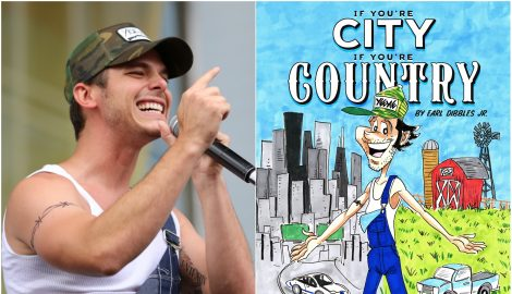 Enter For a Chance to WIN a Signed Copy of Granger Smith's New Book If You're City, If You're Country