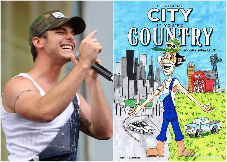 Enter For a Chance to WIN a Signed Copy of Granger Smith&#8217;s New Book <em>If You're City, If You're Country</em>