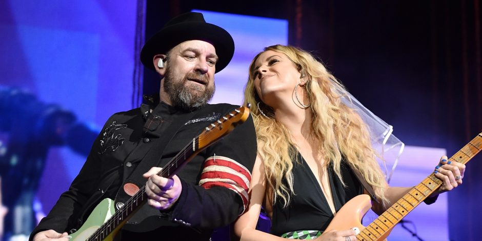 Lindsay Ell and Kristian Bush Team Up For New Duo