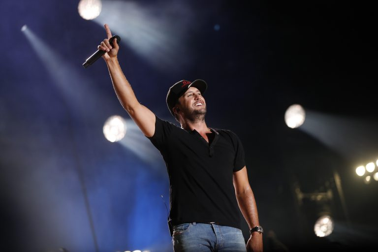Luke Bryan Feeds Fans Love for Summer With 'CMA Fest' Performance