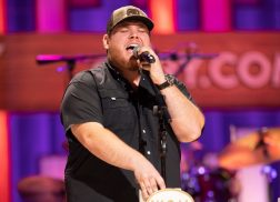 Why Inviting Songwriters to Perform on Opry Stage Was Important to Luke Combs