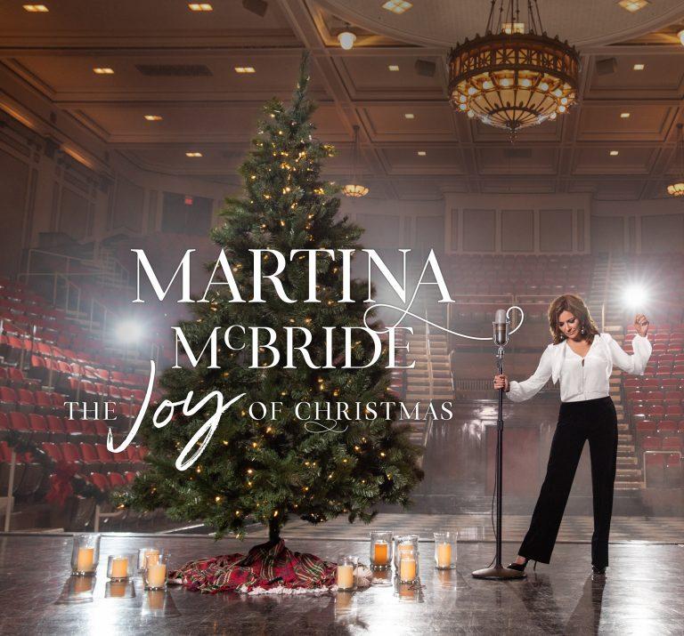 Martina McBride Brings Christmas Cheer with Holiday Album + Tour