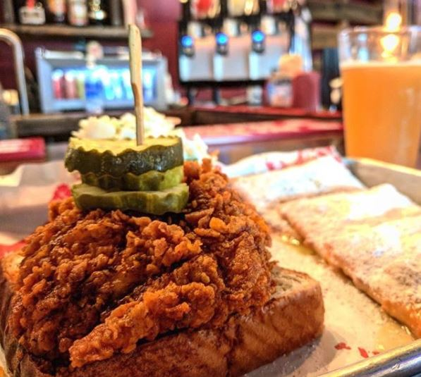 5 Nashville Hot Chicken Places Thatll Leave You Feeling Spicy